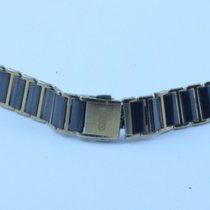 Rado Stahl/keramik Armband 14mm Bracelet Für Damen Uhr