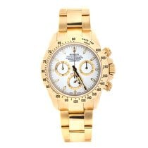 Rolex DAYTONA ZENITH YELLOW GOLD