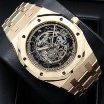 Audemars Piguet Royal Oak Extra-Thin OPENWORKED 15204OR 39mm...