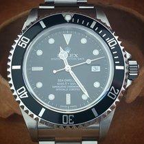 Rolex Sea-Dweller 16600 série F (2005)- CORNES PLEINES
