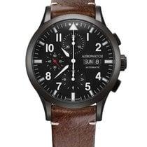 Aerowatch The Grand Classics Pilot Automatic Men's Dark...