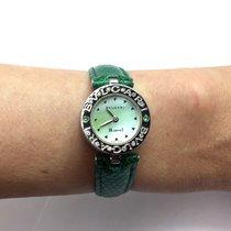 Bulgari B.zero1 Stainless Steel Ladies Watch W/ Diamonds &...