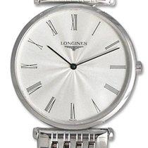 Longines La Grande Classique Steel Mens Ultra Thin Watch Watch...