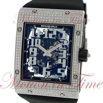 Richard Mille RM-016 Ultra Thin, Skeleton Dial, Diamond Case -...