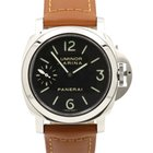 Panerai PAM 111 Luminor Marina 44mm Stainless Steel Black...