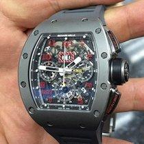 Richard Mille [NEW] RM 011 Felipe Massa Sandblast Titanium...