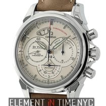 Omega De Ville Chronoscope Co-Axial 41mm Stainless Steel...