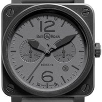 Bell & Ross Aviation BR03 BR03-94Commando