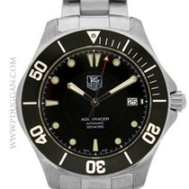 TAG Heuer stainless steel Aquaracer