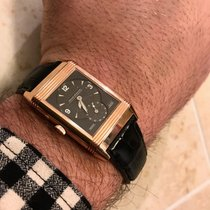 Jaeger-LeCoultre Reverso Duo Face Night'n'Day or rose...