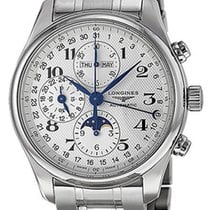 Longines Master Complications Automatic Chrono Moonphase Mens...