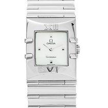 Omega Watch Constellation Quadra 1521.71.00