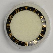 Rolex Vintage Gold and Black Steel  Bezel 16753