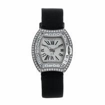 Bedat & Co No. 3 18KT White Gold Diamond Ladies Watch...