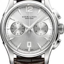 Hamilton Jazzmaster Auto Chrono H32606855 Herrenchronograph...