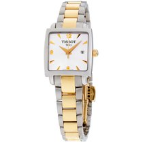 Tissot Women's T0573102203700 Silver Dial Every Time Watch