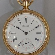 Glashütte Original D.Gruen & Sons ( Assmann), 14ct. gold...