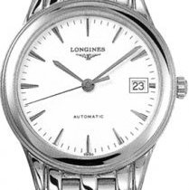Longines L47744126 Flagship Automatic Mens Watch