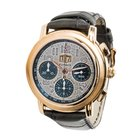 Maurice Lacroix Masterpiece Flyback Annuaire 18K Gold Chrono...