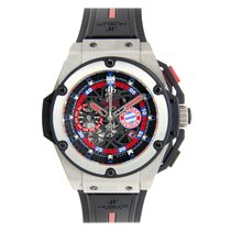 Hublot King Power Bayern Munich Automatic Titanium