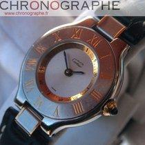 Cartier Must 21 Dames Quartz boitier or et acier 2002