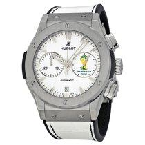 Hublot FIFA World Cup Brasil Automatic White Dial White...