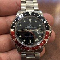 Rolex GMT Master II 24 HS GMT Date Mens watch 16760