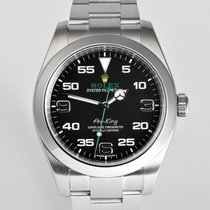 "Rolex Air-King New Model - ""Complete Set"""
