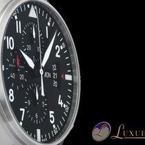 IWC Fliegeruhr Pilots 43 Chronograph Edelstahl | 43mm