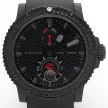 Ulysse Nardin Black Ocean Maxi Marine Diver Stealth Black Dial...