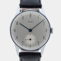 Stowa New-Old-Stock Oversize Silver Dial