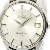 Omega Vintage Omega Constellation Cal 561 Pie Pan Dial Rice...