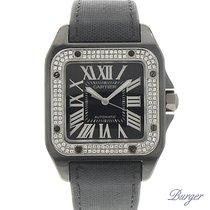 Cartier Santos 100 PVD Diamond