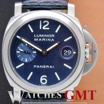 Panerai Luminor Marina Limited Edition PAM070 Blue Dial