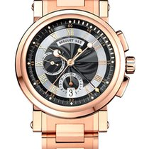 Breguet Brequet Marine 5827 18K Rose Gold Men's Watch