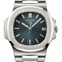Patek Philippe Nautilus Stainless Steel 5711/1A-010 Blue Dial
