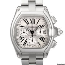 Cartier roadster XL chronograph watch