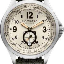Hamilton Khaki Aviation H76655723 Herren Automatikuhr Sehr gut...