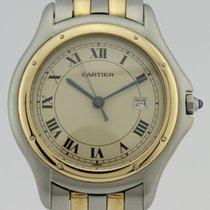 Cartier COUGAR STEEL & GOLD