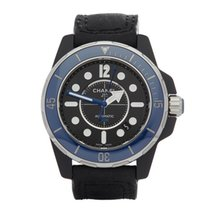 Chanel J12 Marine Ceramic Bezel PVD Coated Stainless Steel...