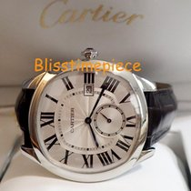 Cartier Drive De Automatic Silver Dial