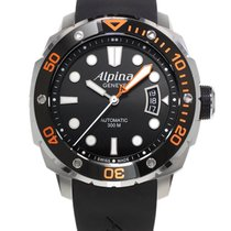 Alpina Modell:Seastrong Diver 300 Automatic inkl.Ersatzband