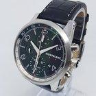 Montblanc Timewalker Chronograph UTC Mens Steel 43mm Watch