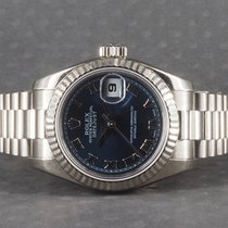 Rolex Lady Datejust 26mm White Gold