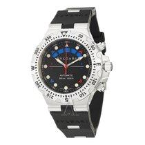 Bulgari Men's Diagono Professional Acqua Watch