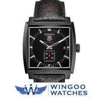 TAG Heuer Monaco Calibro 6 Automatico PVD Nero Ref. WW2119.FC6338
