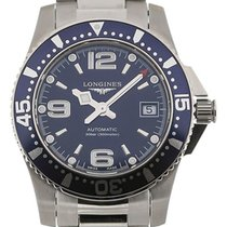 Longines HydroConquest 30 Automatic Blue Dial