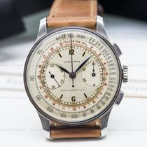 Longines Rare Vintage 13ZN Chronograph SS (24544)