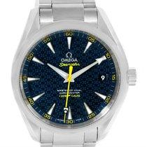 Omega Seamaster Aqua Terra Spectre Bond Le Watch 231.10.42.21....