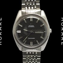 Omega Seamaster Automatic Day-Date Rare Black Dial - 1968